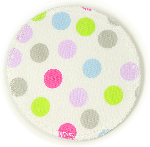 (2 Pairs / 4 Pack) Dots