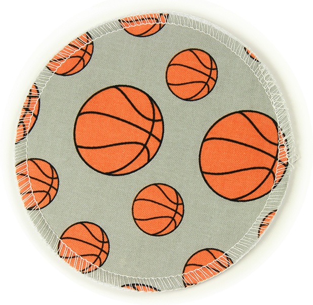(2 Pairs / 4 Pack) Basketball